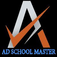 ad school master official logo